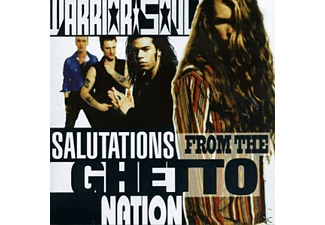 Warrior Soul - Salutations From The Ghetto Nation - (Vinyl)