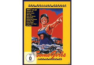 The Rolling Stones - Some Girls - Live In Texas '78 (DVD + CD) [DVD + CD]