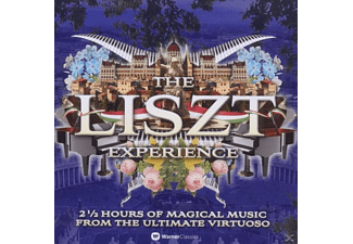 VARIOUS - The Liszt Experience - (CD)
