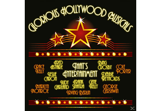 VARIOUS - Greatest Hollywood Movie Songs - (CD)