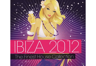 VARIOUS - Ibiza 2012-The Finest House Collection - (CD)