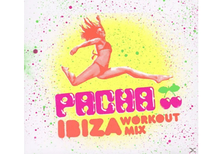 VARIOUS - Pacha Ibiza Workout Mix [CD]