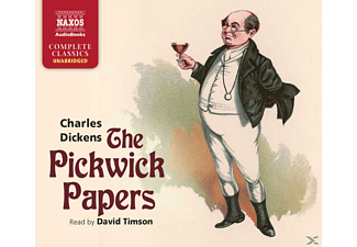 The Pickwick Papers - 25 CD - Hörbuch