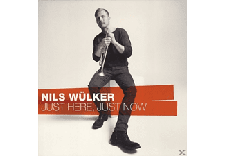 Nils Wuelker - Just Here Just Now [Vinyl]