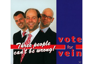 Vein - Vote For Vein-Three People Can't - (CD)