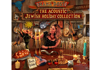 Mama Doni Band - The Acoustic Jewish Holiday Collect - (CD)