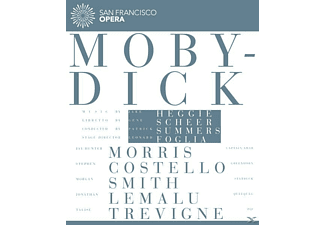Costello/Lemalu, Summers/Morris/Costello - Moby Dick - (Blu-ray)