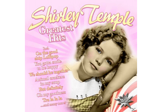 Shirley Temple - Greatest Hits - (CD)