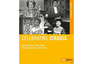 Schwarzkopf/Seefried - Celebrating Strauss - (Blu-ray)