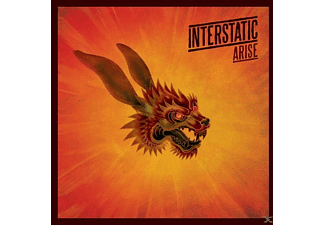 Interstatic - Arise - (CD)