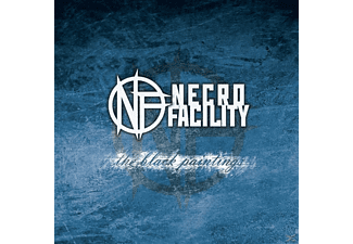 Necro Facility - The Black Paintings (Lim.Ed.) [Vinyl]