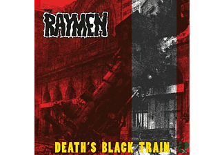 The Raymen - Death's Black Train Ep - (Vinyl)
