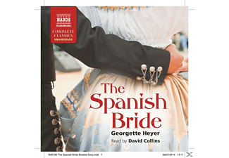 The Spanish Bride - 12 CD - Hörbuch