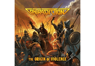 Contradiction - The Origin Of Violence - (CD)
