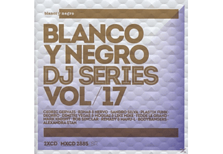 VARIOUS - Blanco Y Negro Dj Series Vol.17 - (CD)