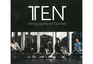 Anna Lundquist Quintet - Ten - (CD)
