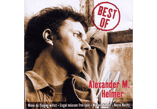 ALEXER M. Helmer - Best Of - (CD)