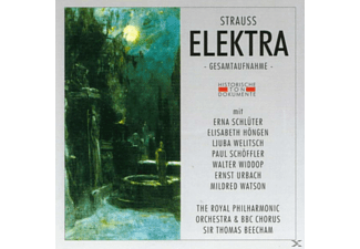 The & Bbc Chorus Royal Phil.orch - Elektra - (CD)