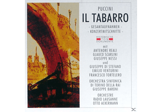 Orch.Radio Lausanne - Il Tabarro - (CD)