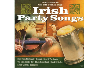 Noonan Paddy - Irish Party Songs - (CD)