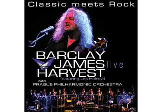 BARCLAY JAMES HARVEST FEAT.LES HOLROYD - Classic Meets Rock [Vinyl]