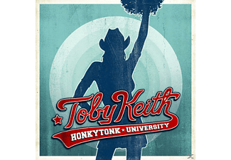 Toby Keith - HONKYTONK UNIVERSITY [CD]