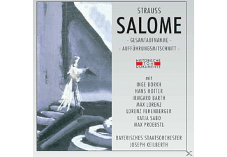 Bayer.Staatsorchester - Salome [CD]