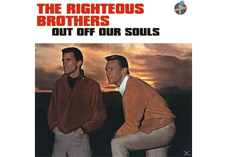 The Righteous Brothers - Out Off Our Souls [CD]