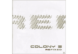 Colony 5 - Refixed - (CD)