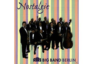 RIAS BIG BAND BERLIN/JANK.SING - Nostalgie - (CD)