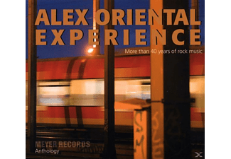 Alex Oriental Experience - Anthology-More Than 40 Years Of Rock - (CD)