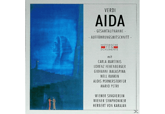 Wiener Singverein - Aida - (CD)