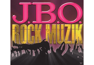 J.B.O. - Rock Muzik - (Maxi Single CD)