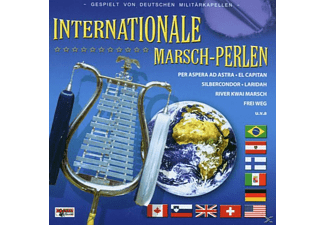 Deutsche Militärkapellen - Internationale Marschperlen - (CD)