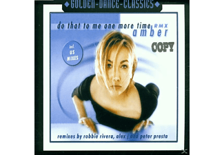 Amber - Do That To Me One More Time REMIXES - (Maxi Single CD)