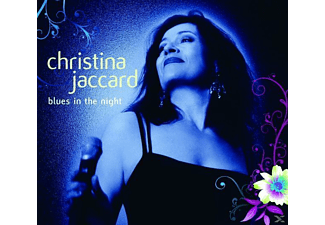 Christina Jaccard - Blues In The Night [CD]