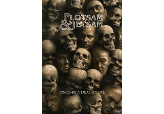 Flotsam And Jetsam - Once In A Deathtime - (DVD + CD)