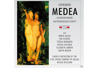 ORCH.OF THE CIVIC OPERA COMP.OF DALLAS - Medea - (CD)