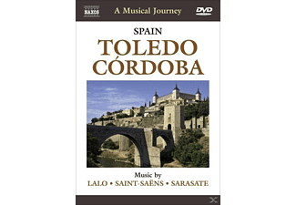 A Musical Journey - Spain - (DVD)