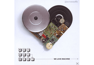 Way Out West - We Love Machine - (CD)
