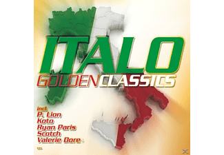 VARIOUS - Italo Golden Classics - (CD)