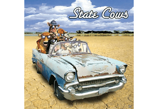 State Cows - State Cows - (CD)