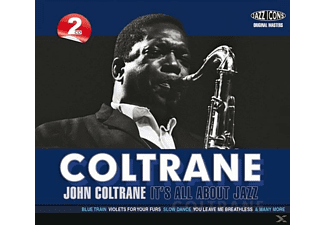 John Coltrane - Coltrane-It's All About Jazz [CD]