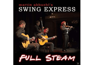 Swing Express - Full Steam [CD]