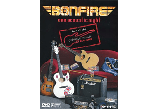 Bonfire - One Acoustic Night - (DVD)