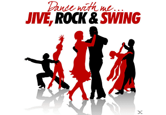 VARIOUS - Dance With Me-Jive, Rock And Swing - (CD)