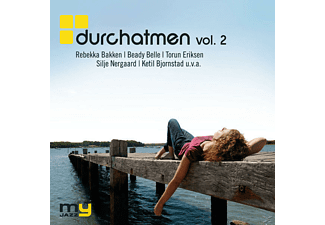 VARIOUS - DURCHATMEN 2 (MY JAZZ) [CD]