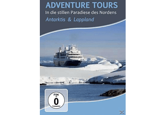 Adventure Tours - Antarktis & Lappland [DVD]