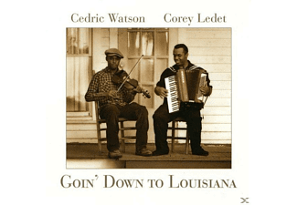 Cerdic Watson - Goin' Down To Louisiana - (CD)