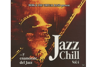 The Berk & Virtual Band - Jazz Chill Vol.4 - (CD)